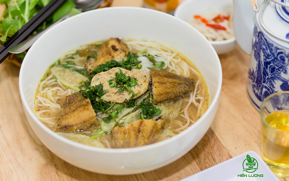 Hiền Lương - Bún Cá Rô Đồng