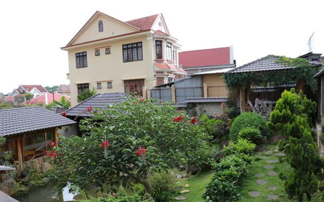 Cafe Mưa ở Lâm Đồng