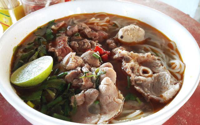 Bún Bò Bà Dông - Chợ Tây Ba ở Huế