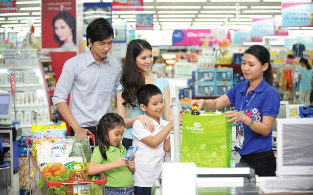 Siêu Thị Co.opMart Long Xuyên ở An Giang