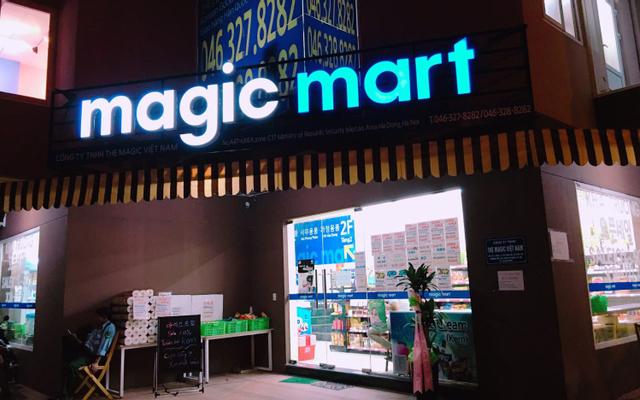 Magic Mart ở Hà Nội