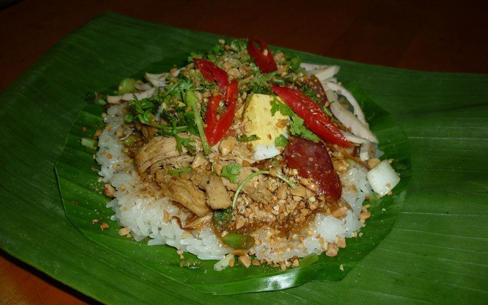 Xôi Bình Tiên - Nguyễn Văn Nghi