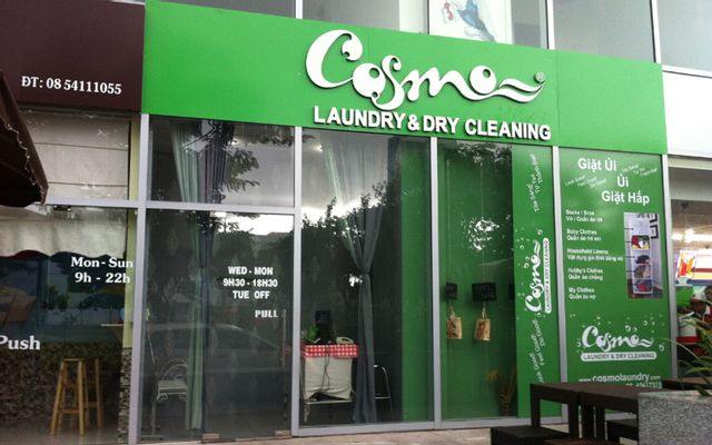 Cosmo Laundry & Dry Cleaning ở TP. HCM