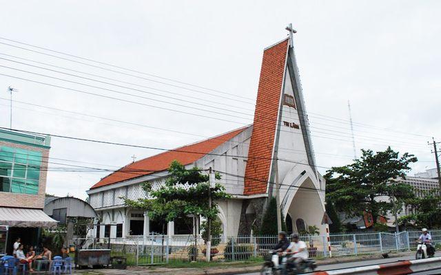 Nhà Thờ Tin Lành ở Vĩnh Long
