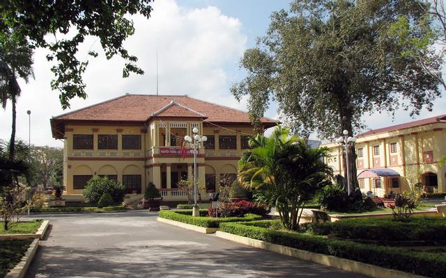 Bảo Tàng Vĩnh Long ở Vĩnh Long