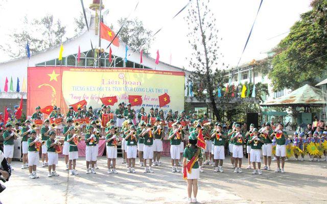 Trung Tâm Hoạt Động Thanh Thiếu Niên ở Vĩnh Long