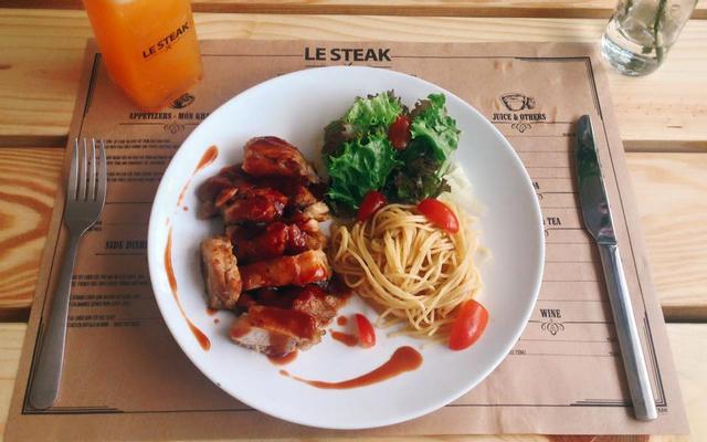 Le Steak - Beefsteak Bò