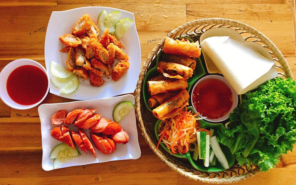 Image result for ăn sáng đồng hới