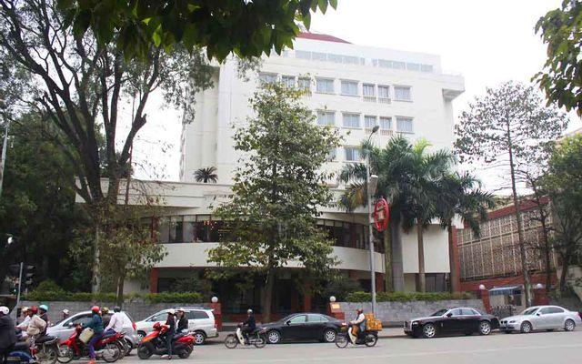 Trung Tâm Hội Nghị Quốc tế ICC ở Hà Nội