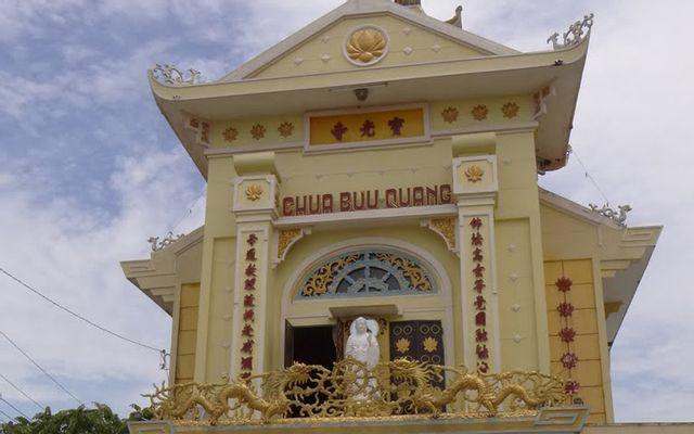 Chùa Bửu Quang ở Đồng Tháp