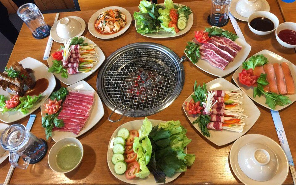 Sườn Cọng BBQ - Nướng & Lẩu