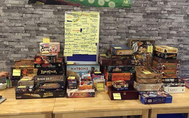 HUB Tavern - Boardgame Club ở TP. HCM