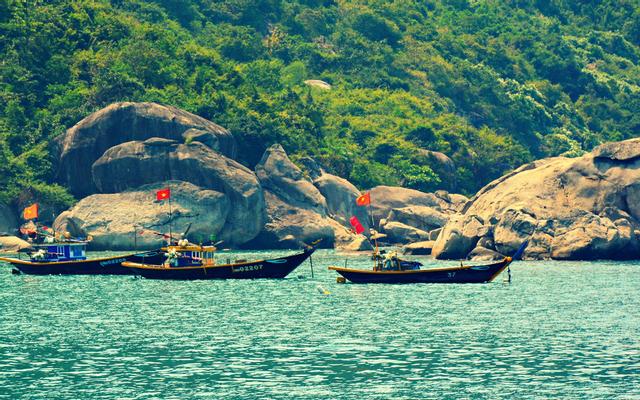 Vé Du Lịch Cù Lao Chàm ở Quảng Nam