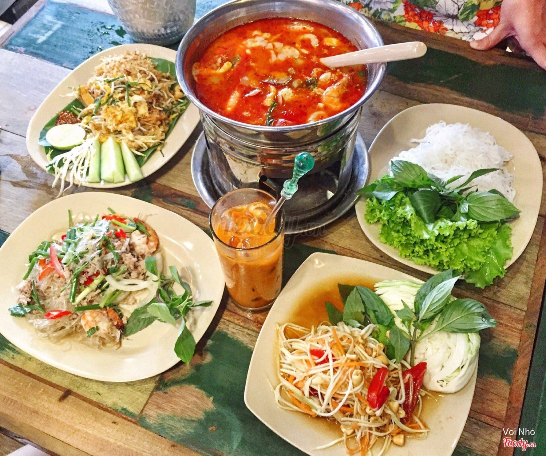 nhà hàng Thái Lan ngon ở Hà Nội_Khun Thai