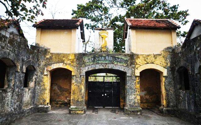 Khu Di Tích Nhà Tù Côn Đảo ở Vũng Tàu