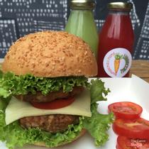 The Carrot - Burger  & Nước Hoa Quả - Shop Online