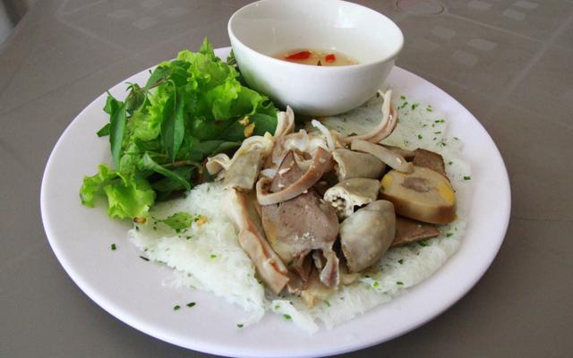 Quán Yến - Bánh Hỏi & Cháo Lòng - 158 Hùng Vương ở Phú Yên