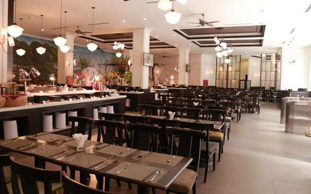 Le Jardin Restaurant - Bà Nà Hills ở Đà Nẵng