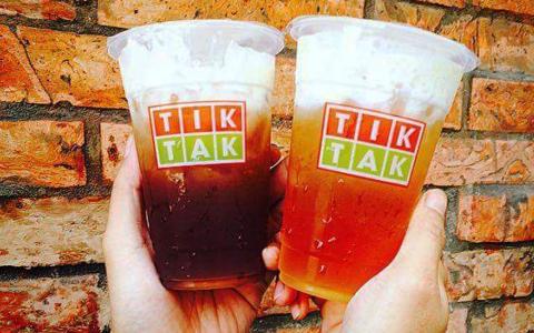 TikTak - Trà Sữa & Trà Đào - Điện Biên Phủ