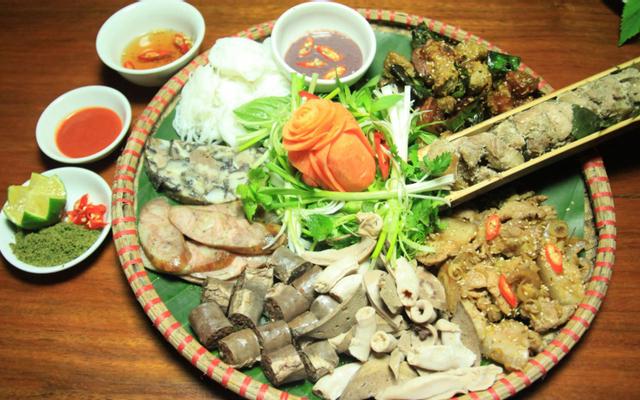Mẹt Khói - Sindat Thái - Hàn Mặc Tử ở Huế