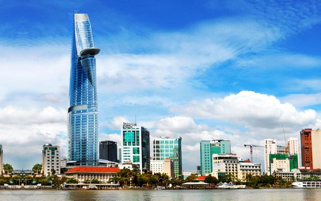 Bitexco Tower ở TP. HCM