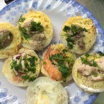 Bánh Căn Hải Sản 7