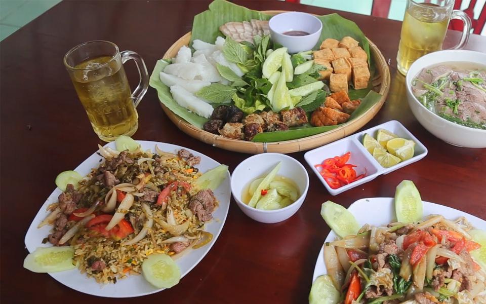 Phở Lộc Ninh - Cơm Rang Dưa Bò