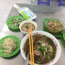 Phở Phú Vương - Nguyễn Thái Bình