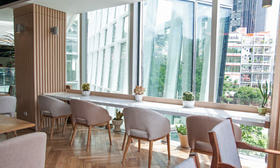Miyama - Modern Tokyo Restaurant Cafe - Saigon Centre