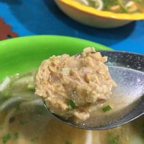 Bánh Canh Bột Gạo Cá Lóc & Cua