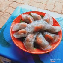 Cô Xuân - Nộm Bò Khô