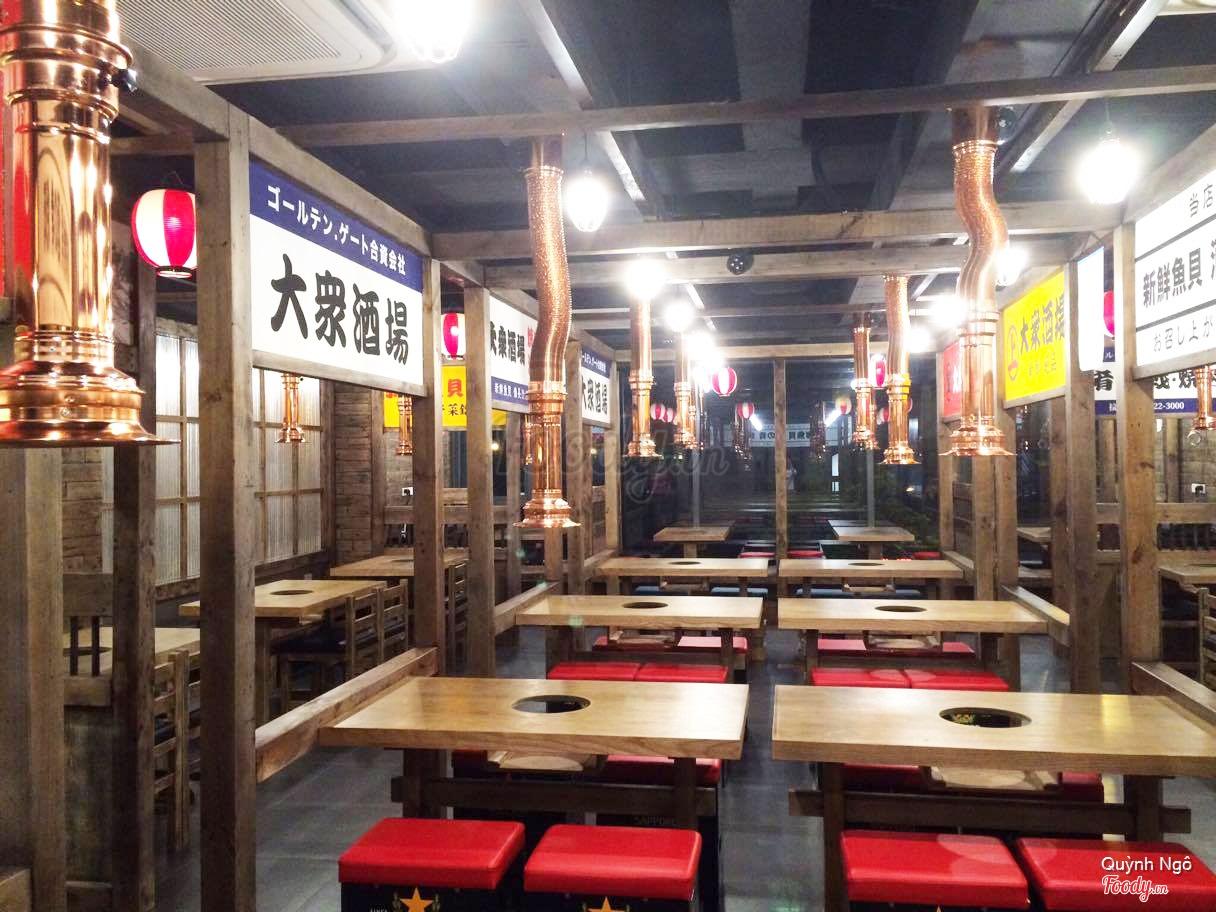 Buffet Nướng giá rẻ_Shogun