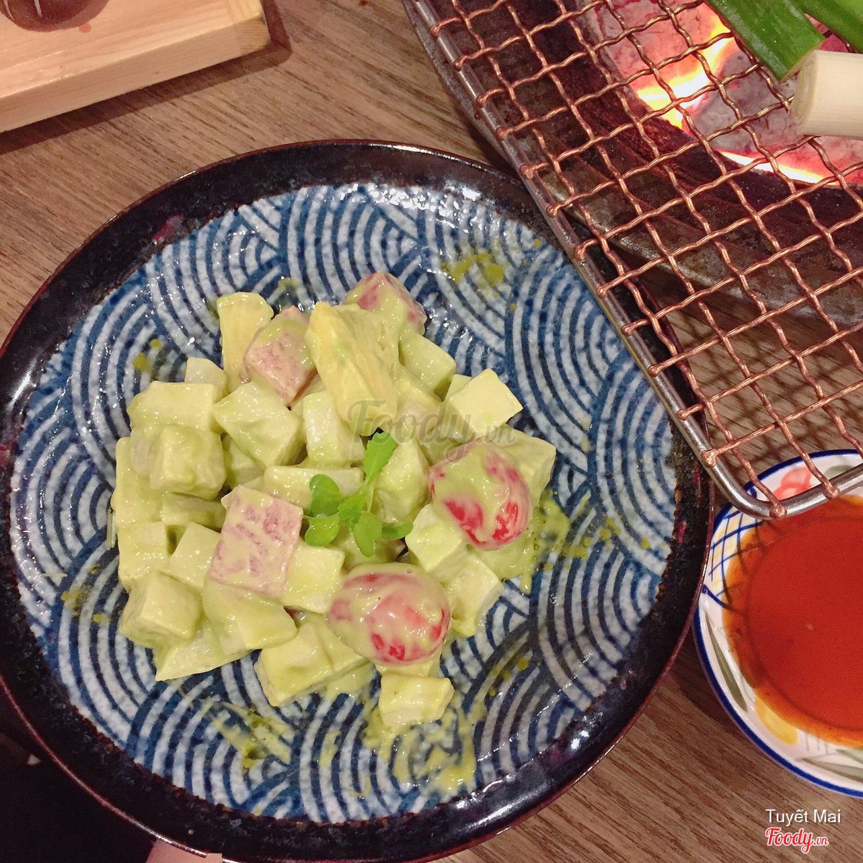 Món Nhật - Nhà hàng Shogun