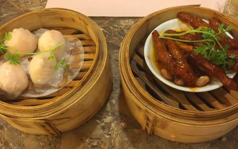 Nhà hàng có các loại mỳ Trung Quốc