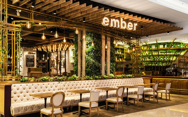 Ember - Restaurant & Cafe - Saigon Centre