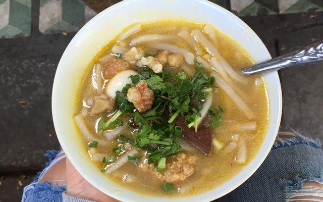 Dì Bông - Quán Bánh Canh ở Đà Nẵng
