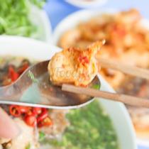 Bánh Canh Cá Lóc Bột Gạo