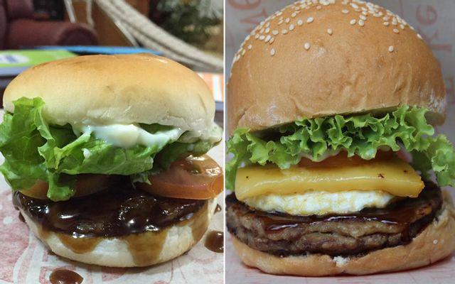 Best Burger ở TP. HCM