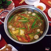 Lẩu Cua Đồng Xuân Đức - Nguyễn Đình Chiểu