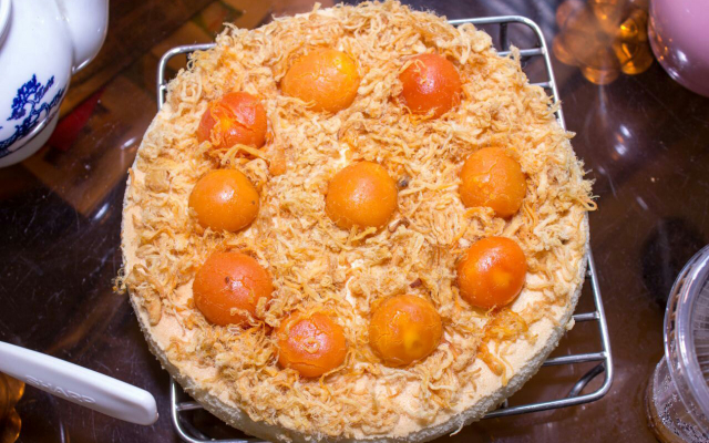 Hana - Bánh Bông Lan Trứng Muối