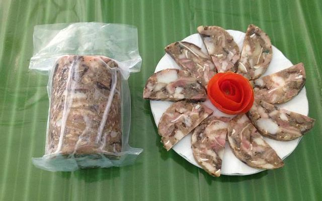 Nem Chả Năm Thu - Võ Lai ở Bình Định
