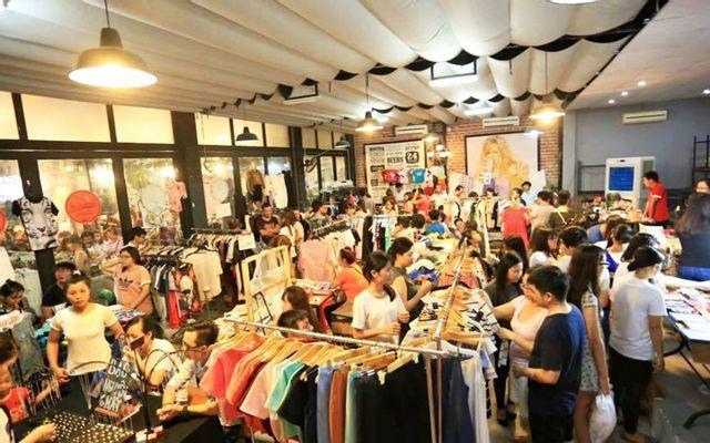 Binh Duong Flea Market - Chợ Phiên Cuối Tuần ở Bình Dương