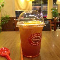 Highlands Coffee - Tùng Thiện Vương