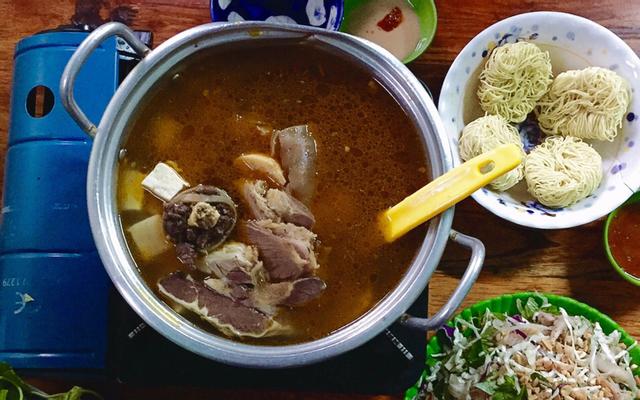 Lẩu Bò Cô Ry ở Lâm Đồng