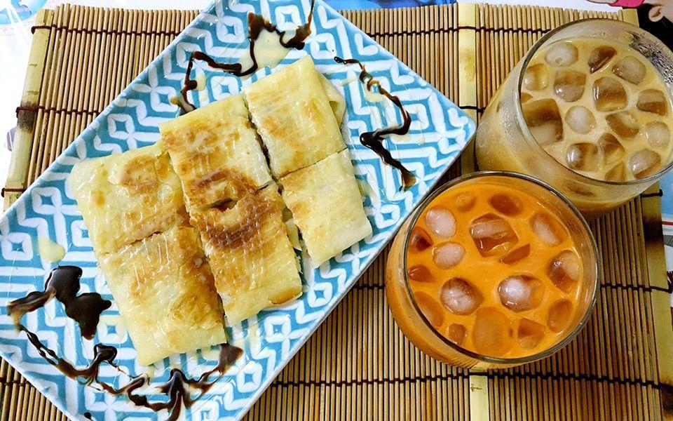 Banana Pancake - Bánh Chuối Thái