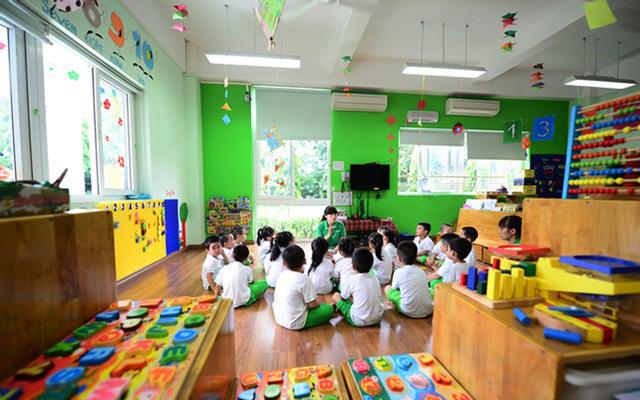 Trường Mầm Non Ngôi Sao Việt ở TP. HCM