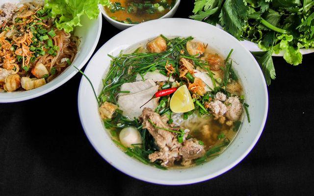 Hủ Tíu Trang ở Lâm Đồng