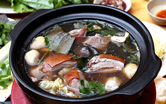 Quán Thu Thu - Cơm & Các Món Ăn Tây Nguyên ở Lâm Đồng