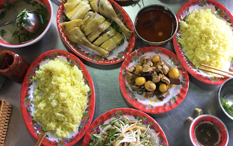 Cơm Gà Bà Buội Hội An - Hoàng Quốc Việt