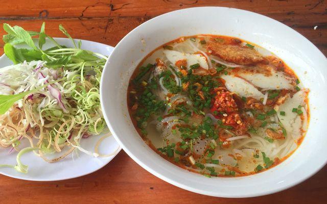 Bánh Canh Chả Cá ở Lâm Đồng